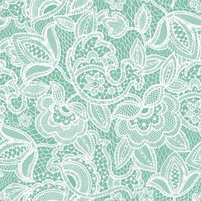 lace // pantone 136-11