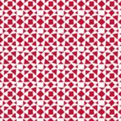 Quiltblock (Cranberry)
