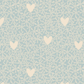 Snowflake-trees-pattern-vanilla