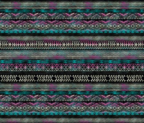 Aztec Pattern fabric by meganpalmer on Spoonflower - custom fabric
