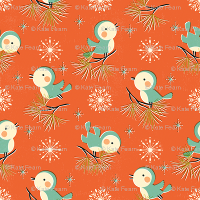 *New* Vintage Christmas - Smaller size! // by petite_circus