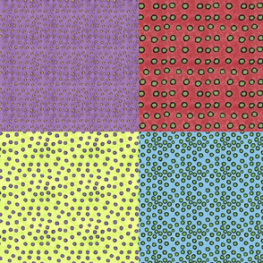 Crayon Dots Collection