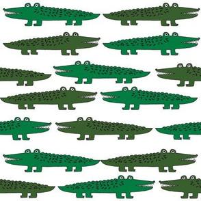 alligator // green alligator pattern print fabric andrea lauren fabric andrea lauren design crocodile fabric design