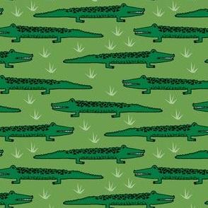 crocodiles // alligators crocodile design tropical animals reptiles zoo kids reptiles design