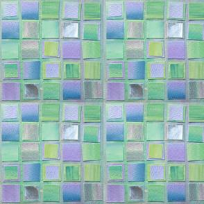 watercolour squares