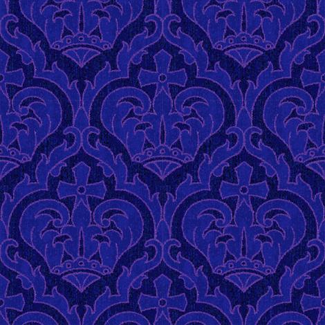 Royal Serpentine 1b fabric by muhlenkott on Spoonflower - custom fabric