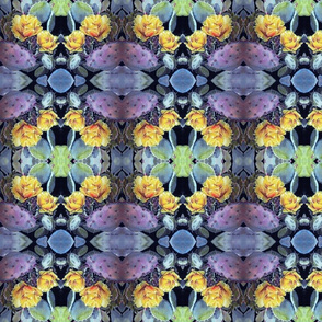 Yellow Cacti Buzz