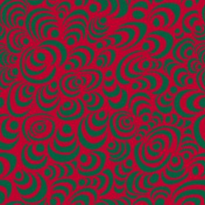 Eb & Flow: Green On Red