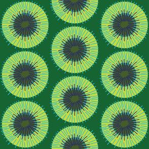 tapewormmouth green