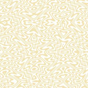 latte swirl - cream and white