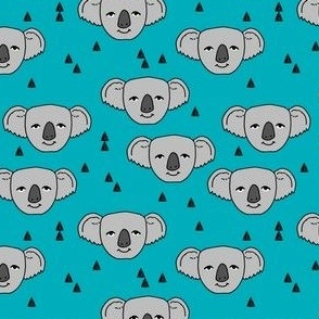 koala // cute australian animals koala fabric best koala design for baby nursery cute kids australian animals design