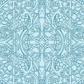 Flowering Nouveau Lines #5931171