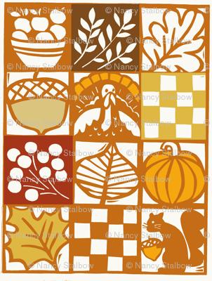 thanksgiving woodcut 3
