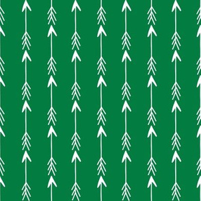arrow rows // green arrows arrow stripes nursery baby kelly green boys nursery fabric