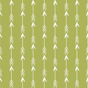 arrow rows // lime green arrows fabric nursery baby arrows fabric baby lime green fabric