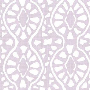 Soft Linen Weave Trellis D7CAD8