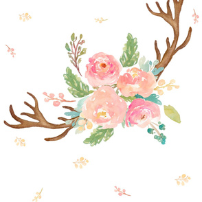 Dreamer in Pastels - For 2 Yards