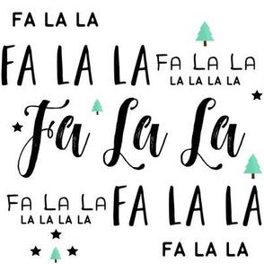 Fa La La La La