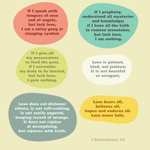 Love I Corinthians 13