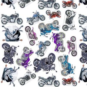 bikes bandits mix