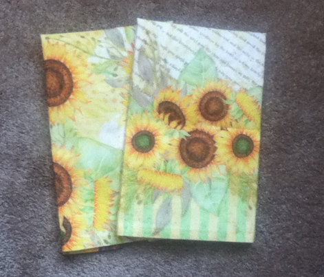 TeaTowel - Sunflowers 1