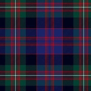 MacDonell of Glengarry tartan