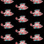 GREEK COMBER FISH