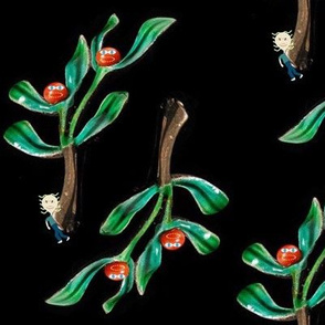 Simply Bizarre Mistletoe