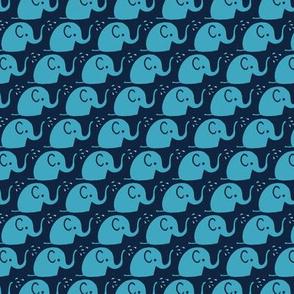 Azure Elephants