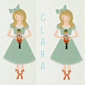 Nutcrackers Clara