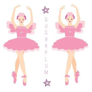 Nutcrackers Sugar Plum Fairy