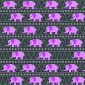 Pink Baby Elephants