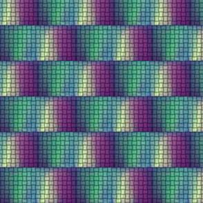 Aurora Borealis Weave