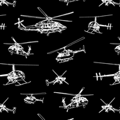 Helicopters // Black