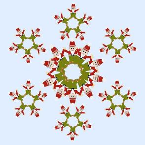 Gnome Snowflake