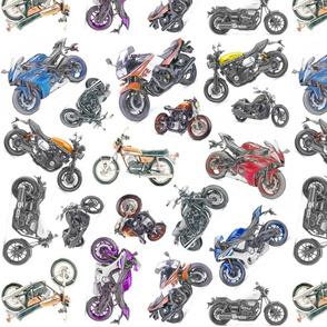 bikes yam mix
