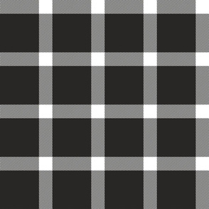 Buffalo Check Black, Christmas '16 Collection