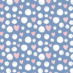 Snowballs and Hearts