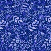 247_blue_yellow_floral_pattern_big_blue_on_blue_shop_thumb