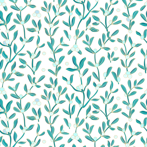 Omela fabric by dariara on Spoonflower - custom fabric