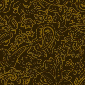 Dudley Paisley - Gold