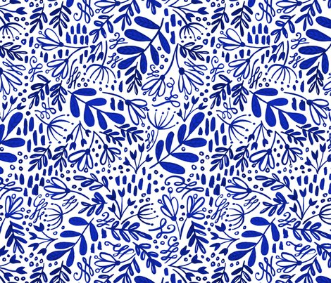 247_blue_yellow_floral_pattern_big_blue_on_white_shop_preview