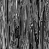Liquid Grey Marble, LW large