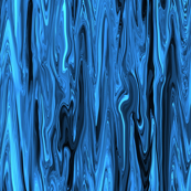 Liquid Blue Marbled, Small LW