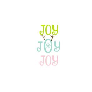 joy antler 21 SMALL  -mint