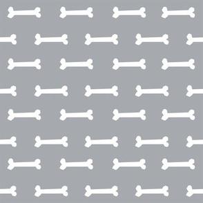 quarry grey dog bone fabric dogs pet dog design coordinating fabric