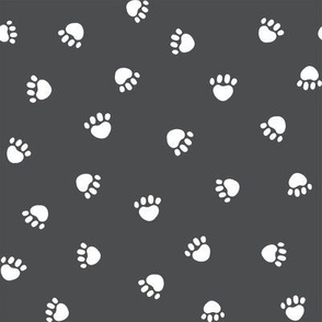 shadow paw print fabric, pet fabric, dog fabric, cat fabric