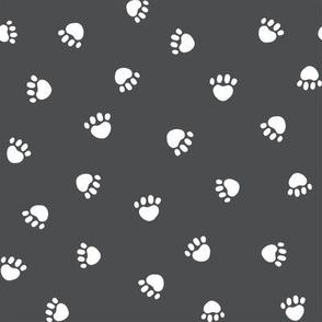 shadow paw print fabric, pet fabric, dog fabric, cat fabric