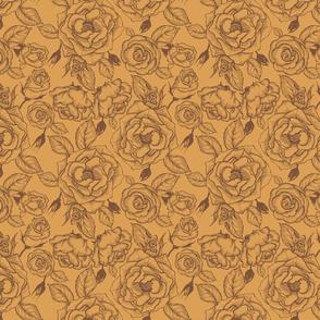 Tea roses 2