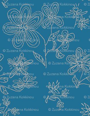 Daisy mix pattern